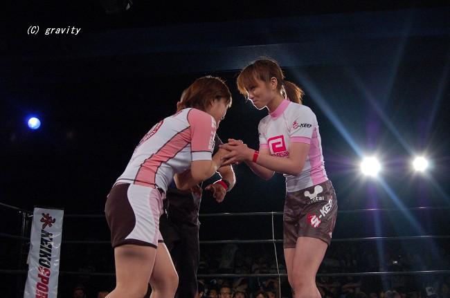 長野美香vs.SACHI