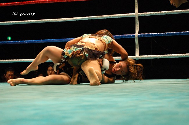 女子総合格闘技