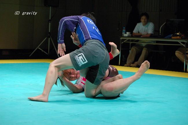長野美香vs.阿部恭子