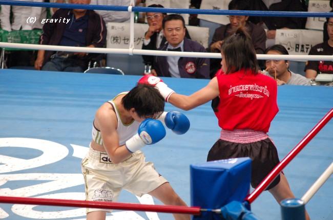 女子 ボクシング