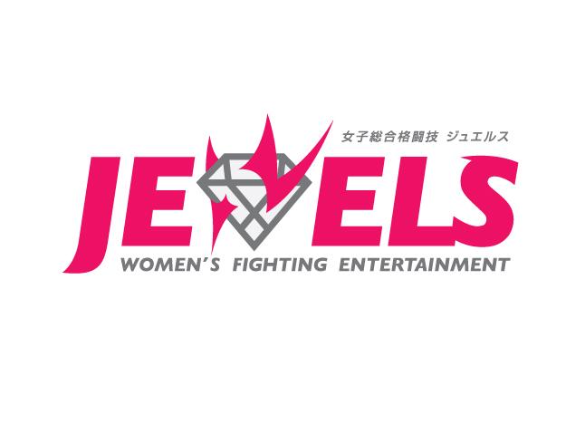 女子総合格闘技ジュエルスのロゴ