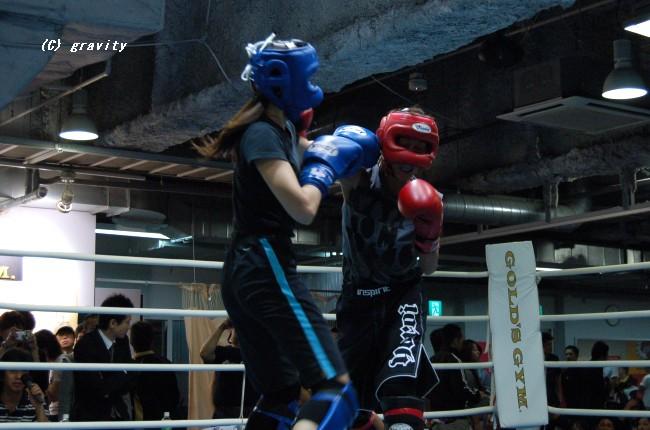 山本和穂vs.田村かの子