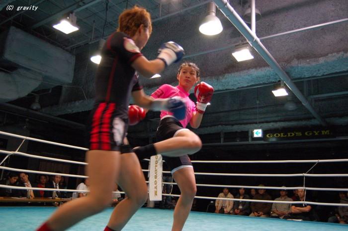 杉貴美子vs.AZUMA
