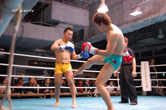 藤田智也vs.高村聡