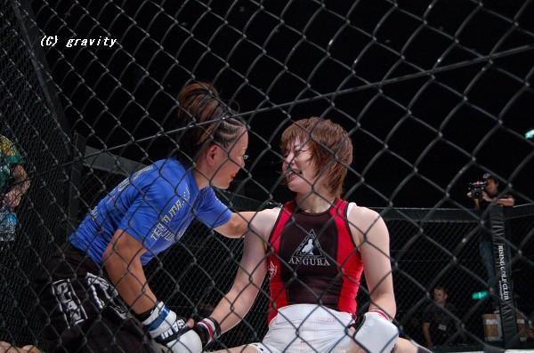 女子格闘技ヴァルキリー