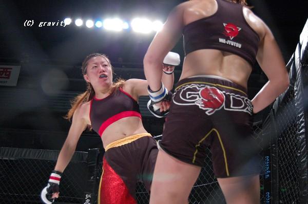 女子格闘技