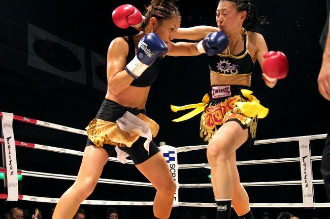 M-1女子キックボクシング