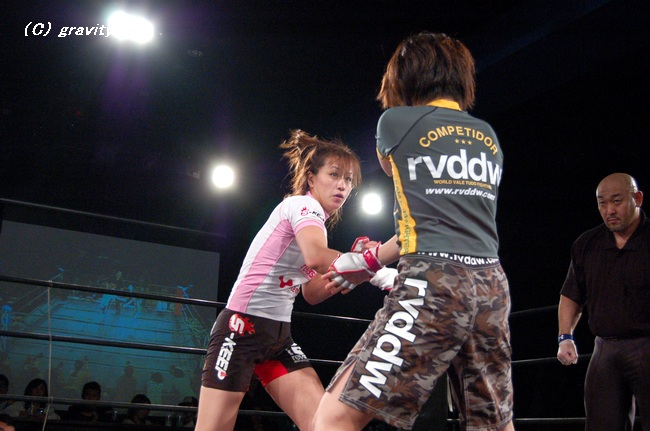女子総合格闘技ジュエルス