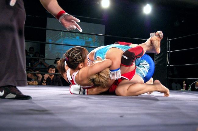 藤井惠vs.森居知子