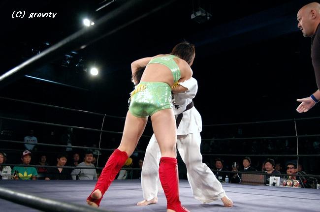 プロレス異種格闘技