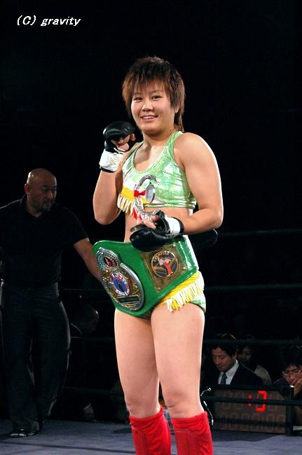 女子プロレスラー