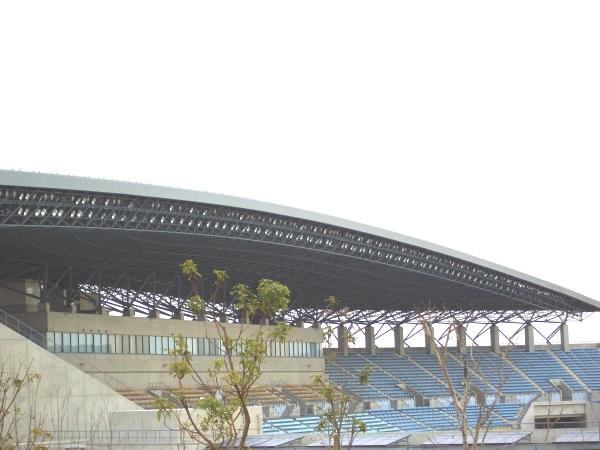 兵庫県立三木総合防災公園陸上競技場