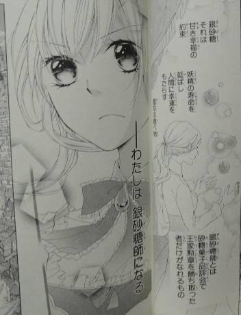 銀砂糖師と黒の妖精 〜シュガーアップル・フェアリーテイル〜 1