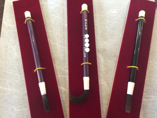 ddc73f2500958 写真の筆は最近出来上がったお客様の筆です