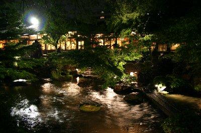 高瀬川源流庭苑