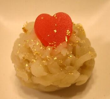 松彌バレンタイン和菓子