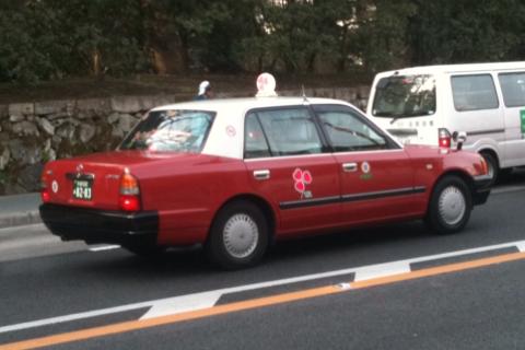 ラブクローバータクシー2011