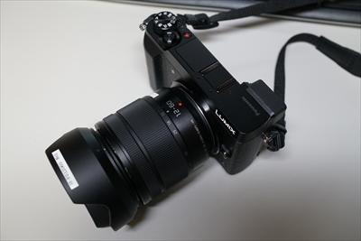 Power OIS Lens Panasonic LUMIX G VARIO 12-60mm F3.5-5.6 ASPH