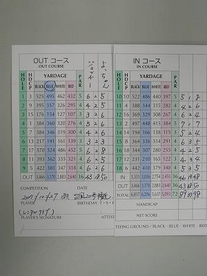 セントラルゴルフ