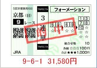 京都9R101024