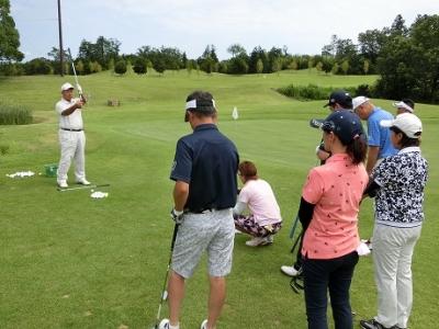 ベアズパウ/Dunlop Golf School(16/7/30)