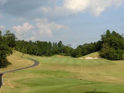 ベアズパウ/Dunlop Golf School(16/8/13)