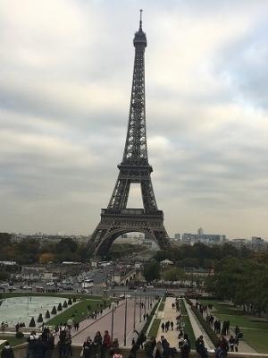 Paris市内