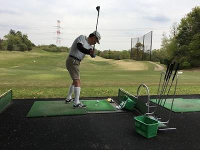 ベアズパウ/Dunlop Golf School(17/5/20)