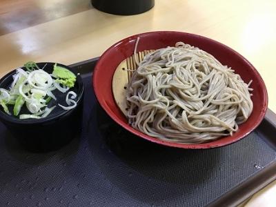 名代 富士そば 銀座店