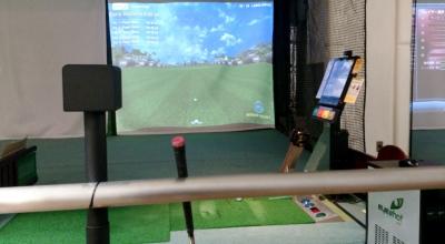ゴルフスクールの写真