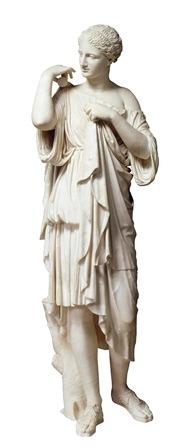 ルーブルの女神