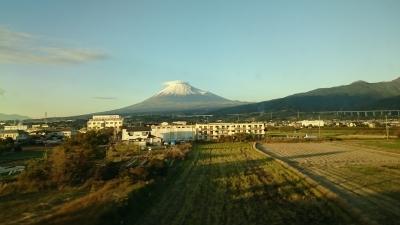 11/22 富士山