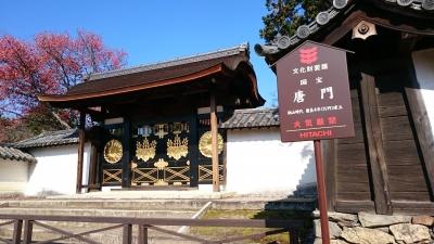 醍醐寺 国宝勅使門