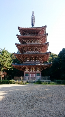 醍醐寺 国宝五重塔