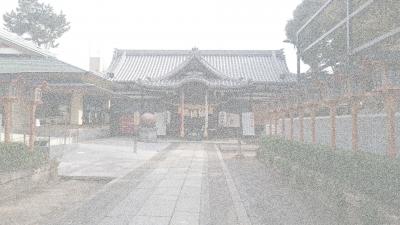 白内障の大津神社