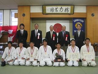 2009年12月の記事 | 高岡市柔道...