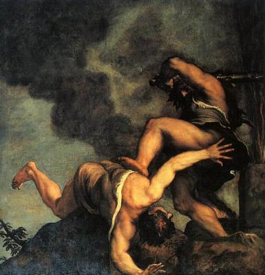 Cain&AbelTiziano