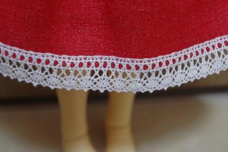 リオレッド裾