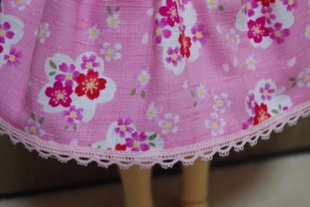 フローレットスカート