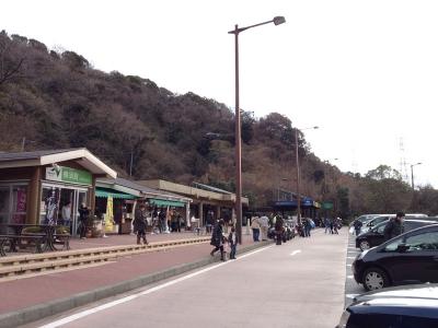 横須賀PA