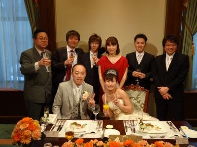 若松さん結婚式