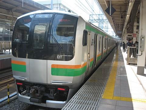 E217系 新湘南色