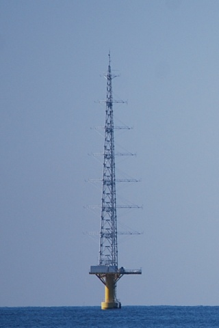 観測タワー