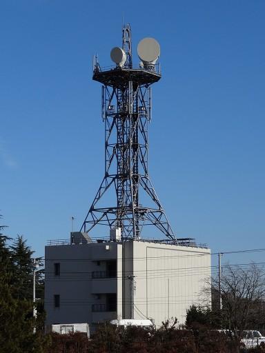 NTT印旛電話交換センタ