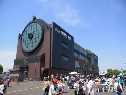 真岡駅駅舎
