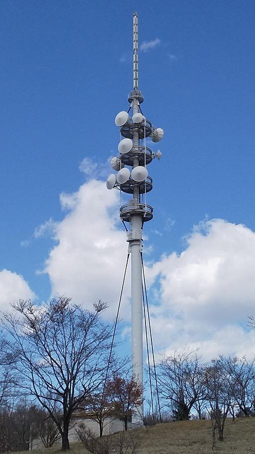 水戸デジタルテレビ送信所