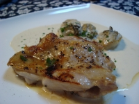 チキンと牡蠣1224
