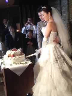 踊り子さん結婚披露宴