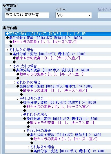 RPGツクールVX Ace 脱衣2