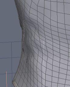 DAZStudio4 Shade 虎徹の服と小物作成 Hexagon メタセコ Metasequoia0240.JPG